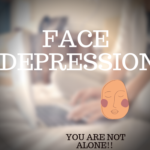 """Depression Poem By Me"" Face Depression… Part 2"